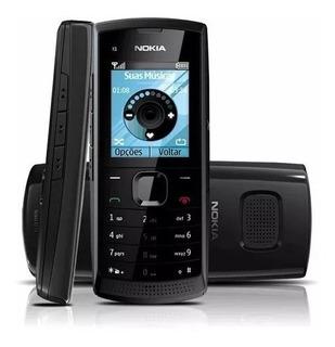 Nokia X1 -01-dual Chip-lanterninha Mp3-operadora Tim