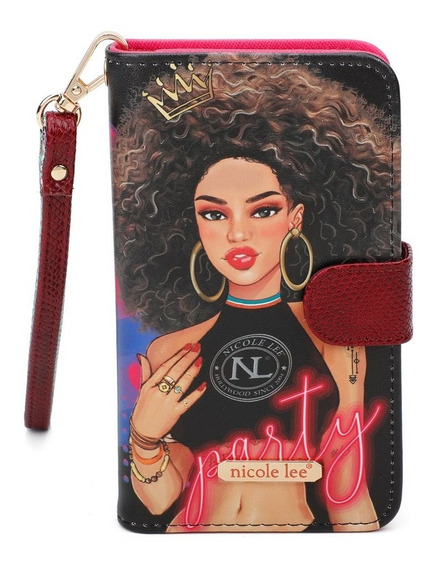 Nicole Lee Original Porta Celular Retro Party Hp6617