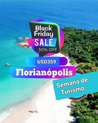 Floripa Solo Bus Turismo Del 5 Al 12 De Abril, Solo Usd129!!