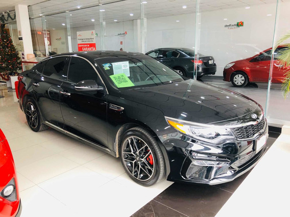Kia Optima 2.0 L Turbo Gdi Sxl At 2019