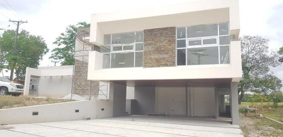 Brisas Del Golf, A Estrenar Casa En Venta, Panama Cv