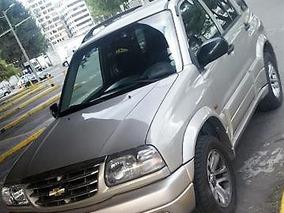 Chevrolet Grand Vitara Año 2008 5p 4x2 A/c 149000km