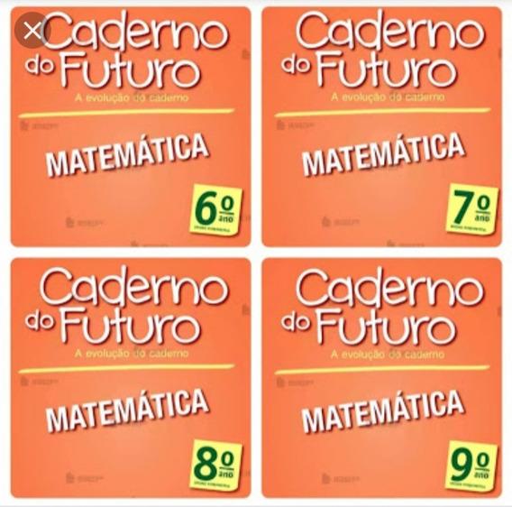 Col.pedagogica Caderno Do Futuro Matemática