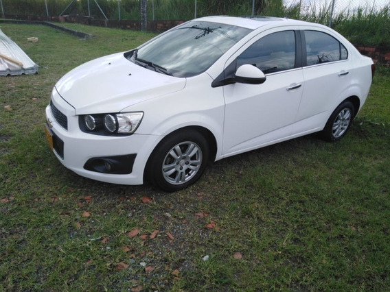 Chevrolet Sonic Mecánica 2013