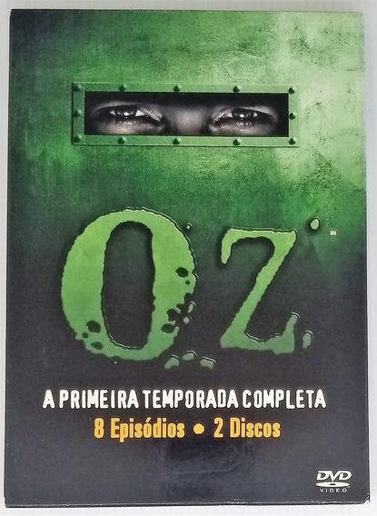 Box Dvd Oz - Primeira Temporada - 2 Dvds - Seminovo