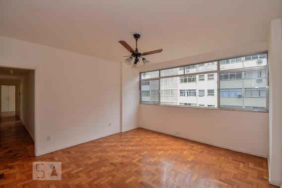 Apartamento Para Aluguel - Leblon, 3 Quartos, 100 - 893023759