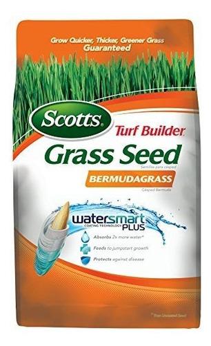 Scotts Turf Builder Bermudagrass Seed - 5lb (se Vende En Est