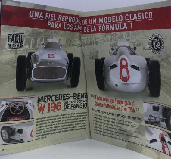 Arma M. Benz Flecha De Plata W 196 Fangio Nº 01