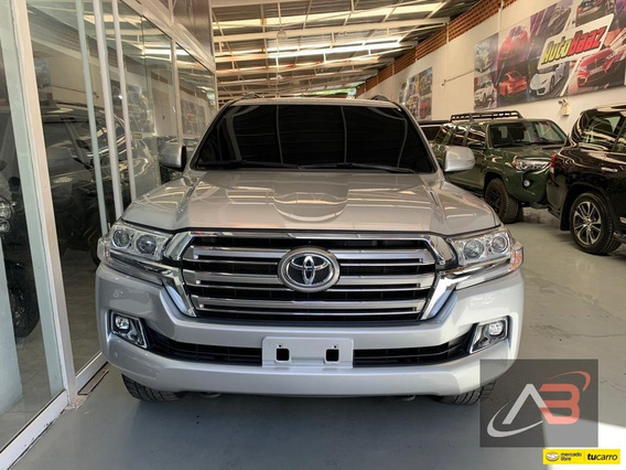 Toyota Land Cruiser Vx Blindada