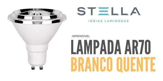 Lampada Ar70 Stella 4,8w Branco Quente 24° Gu10 - Sth8434/27