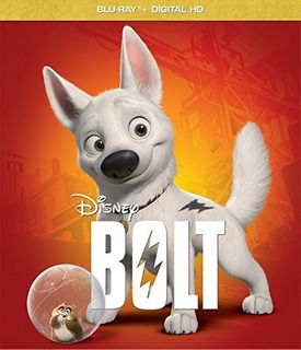 Bolt Blu-ray Us Import