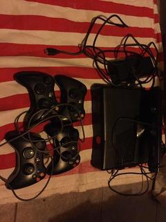 Vendo Xbox 360 Incluye 17 Juegos (chipiado)40.000