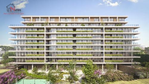 Apartamento No Bairro Juvevê Em Curitiba Pr - 16273