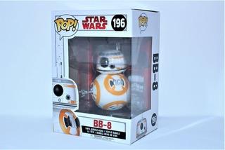 Pop! Star Wars: The Last Jedi - Bb-8. Genuino!