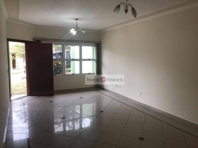 Sobrado Com 4 Dormitórios À Venda, 219 M² Por R$ 800.000 - Roncáglia - Valinhos/sp - So1175