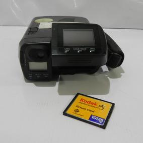 Câmera Analógica Kodak Ds Dc120 3x Zoom- Usado Com Defeito