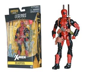 Action Figure Deadpool - Marvel Legends - X-men