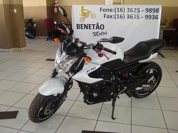 Yamaha Xj6 N Branco 2012