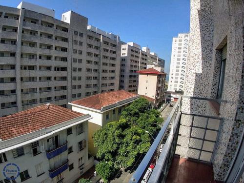 Apartamento Com 3 Dorms, Gonzaga, Santos - R$ 360 Mil, Cod: 13910 - A13910