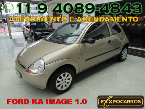 Ford Ka Image - Ano 2000 - Bem Conservado