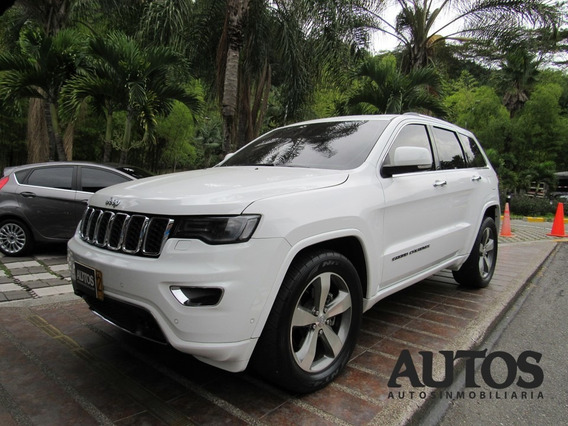 Jeep Grand Cherokee At Sec Limited 4x4 Cc3600