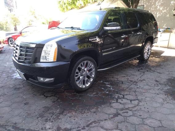 Cadillac Escalade 2008 Esv, Platinum Motor 6.2, Quemacocos