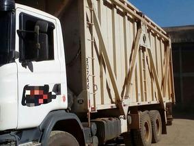 Caminhão Scania 6x4 470 Cv Plataforma Muito Conservada