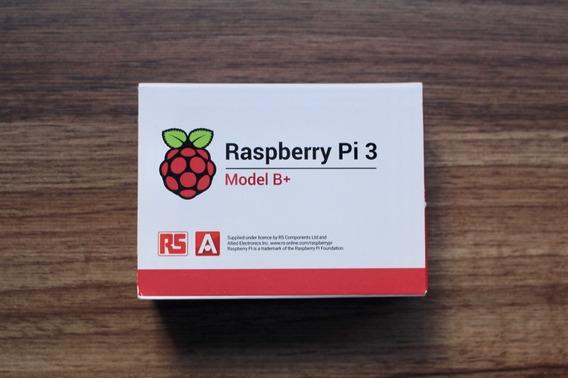 Raspberry Pi 3 B+ Plus