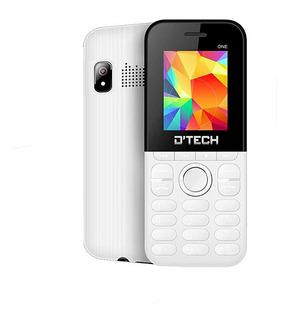 Telefono Celular Dtech One Basico Doble Sim Liberados Myp