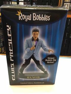 Elvis Presley Figura Nueva Importada Royal Bobblie