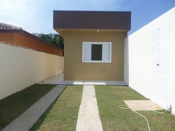 Casa Nova Para Financiar Em Itanhaém, Venha Conhecer.