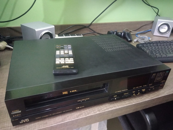 Video Cassete (vcr) Jvc Hr-d440m (leia O Anuncio!!!)
