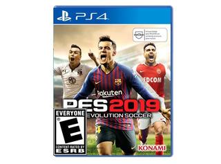 Pro Evolution Soccer 2019 Pes 2019 Nuevo Playstation 4 Ps4