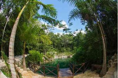 Venta De Terrenos En Desarrollo De La Ruta De Los Cenotes, Cancún, Q.r.