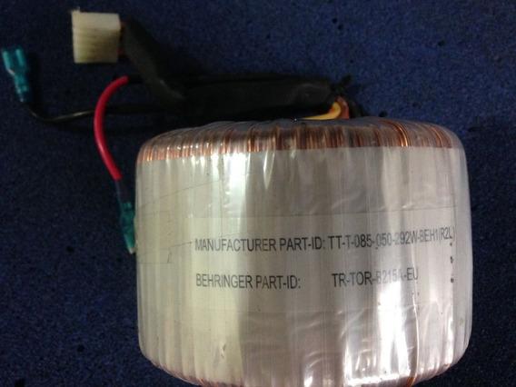 Trafo Teroidal Caixa Som B212a / B215a Behringer
