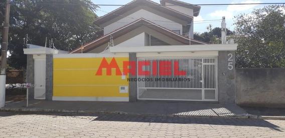 Venda - Casa - Centro - Cacapava - 390 M² At - 345 M² Ac - - 1033-2-752