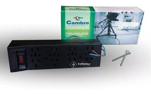 Alargue Zapatilla (s/cable) Cambre - Tofema