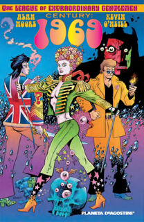 The League Of Extraordinary Gentlemen 1969 De Alan Moore