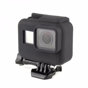Capa Moldura Frame Gopro Hero 5 Black Proteção Case Silicone