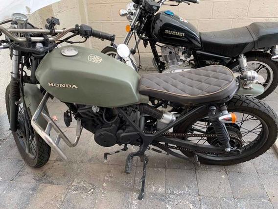 Honda Cgl125cc
