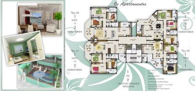 Apartamento Ed. Ilha Bela - Vista Para O Mar