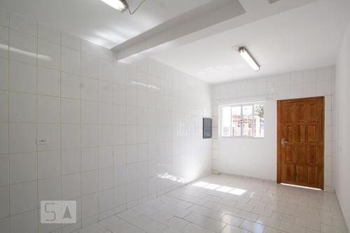 Apartamento Para Aluguel - Capão Da Imbuia, 1 Quarto,  21 - 893313184