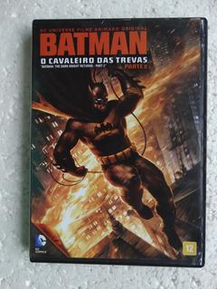 Batman O Cavaleiro Das Trevas Parte 2! Filme Dc Universe