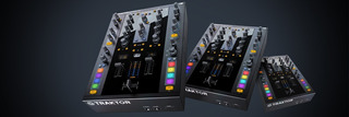 Native Instruments Traktos Z2 Mixer Digital Analogo Dvs