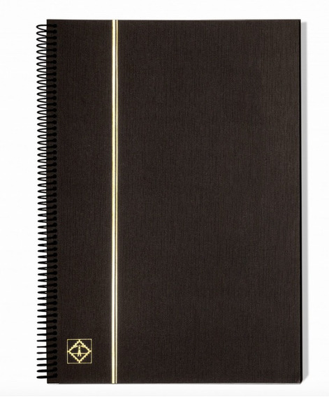 Livro Para Secar Selos - Premium - Leuchtturm
