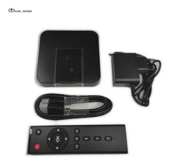 Conversor Tv Transforme Sua Tv Smart Tx9 3g Ram 32g Barato