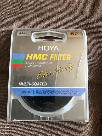 Filtro Hoya Nd400 52 Mm