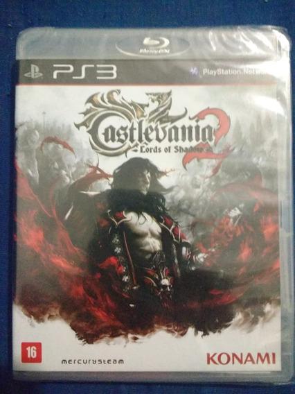Castlevania: Lords Of Shadow 2 - Ps3 Mídia Física - Lacrado