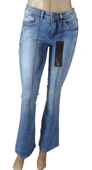 Calça Jeans Zoomp Feminina Flare-uni000729-universizeplus