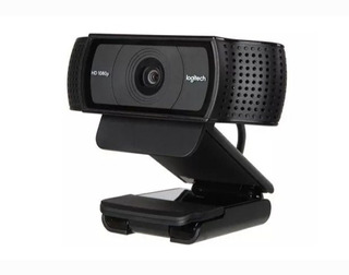 Camara Web Webcam Logitech C920 Pro Full Hd Streaming 1080p
